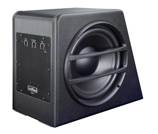 AXB25A - AXTON Compact Subwoofer 25cm mit Amplifier